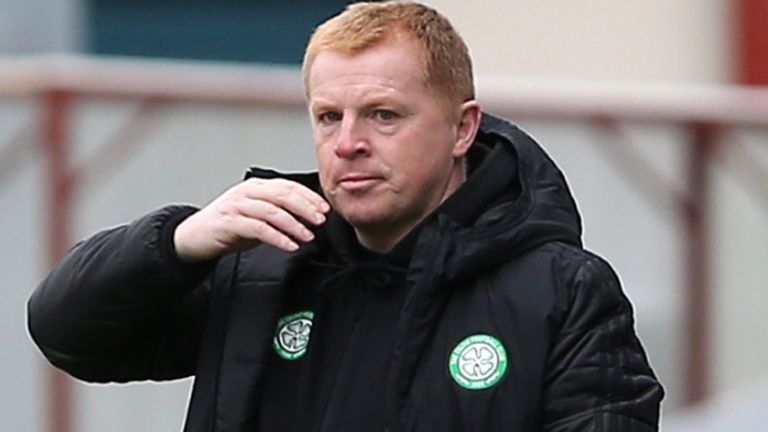 Celtic are unbeaten from their opening five games in the Scottish Premiership