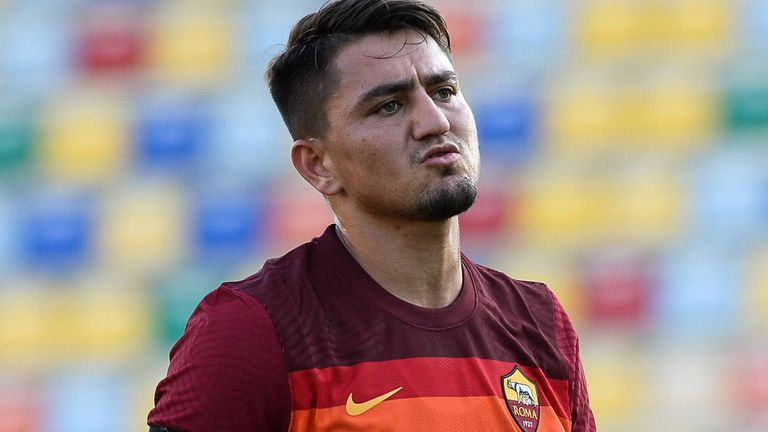 Cengiz Under has six goals in 21 games for Turkey