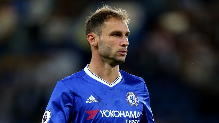 Ivanovic returns to the Premier League after leaving Chelsea in 2017