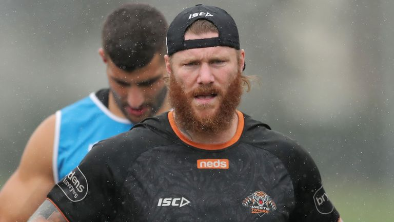 Chris McQueen has joined Huddersfield on a three-month trial basis