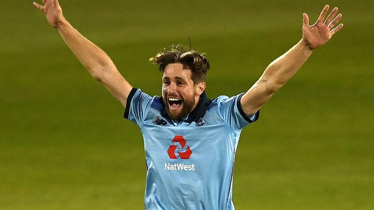 Chris Woakes says England believe they can win from 'any position'