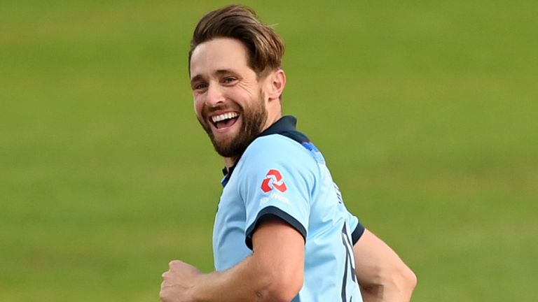 Chris Woakes is up to fourth in the ODI bowling rankings and second on the all-rounder's list