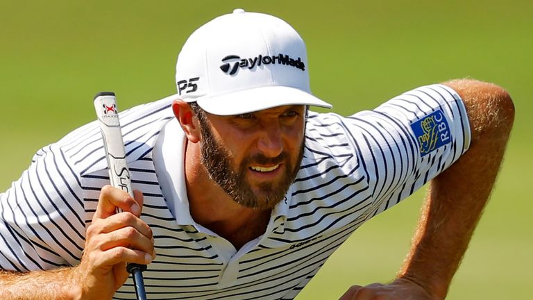 Dustin Johnson won the Tour Championship and the FedExCup in 2020