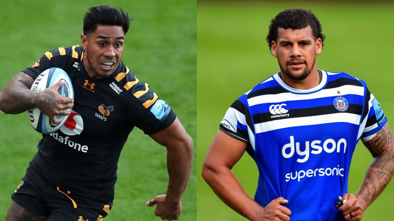 The performances of Malakai Fekitoa's Wasps and Josh Matavesi's Bath since the restart have been fantastic: both have seven wins from eight