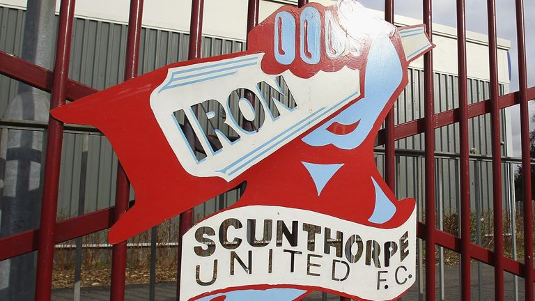 Scunthorpe face Port Vale at Sands Venue Stadium on Saturday