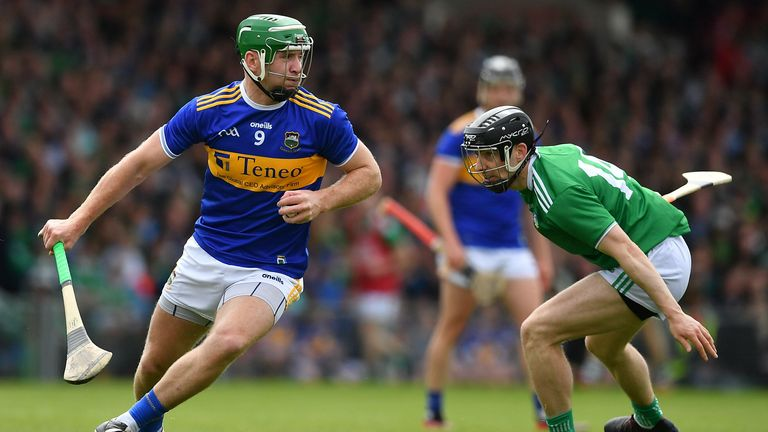 Limerick beat Tipperary in last year's hurling final
