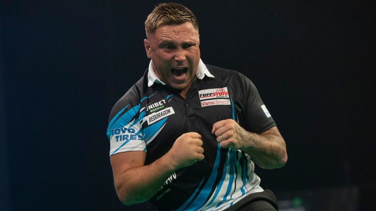 Gerwyn Price claimed the title on the fourth day of Pro Tour action in Germany at the Autumn Series