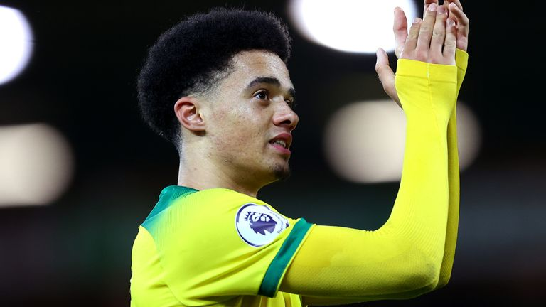 Jamal Lewis joined Newcastle from Norwich for £15m earlier this week