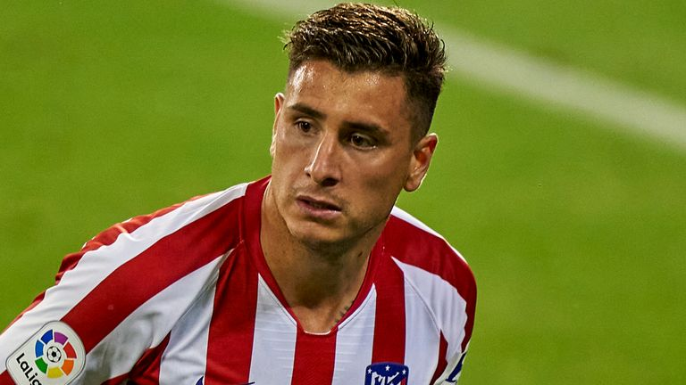 Jose Gimenez is a two-time Champions League runner-up and Europa League winner with Atletico Madrid