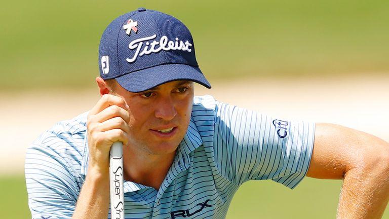 Thomas is the only three-time winner on the PGA Tour this season