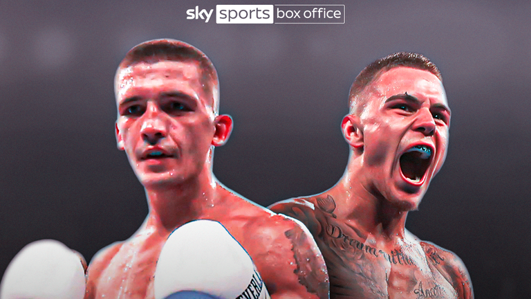 Lee Selby clashes with George Kambosos and the winner earns a world title shot