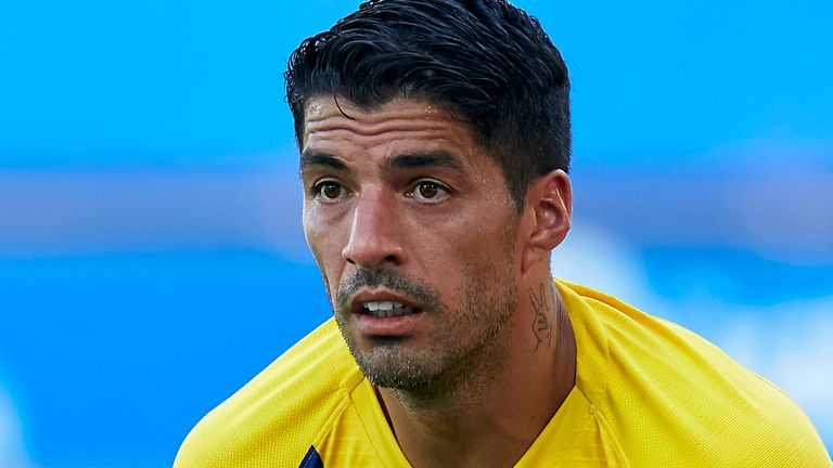 Barcelona forward Luis Suarez is wanted by La Liga rivals Atletico Madrid and Italian champions Juventus