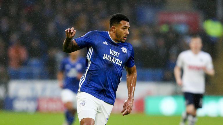 Nathaniel Mendez-Laing has left Cardiff City
