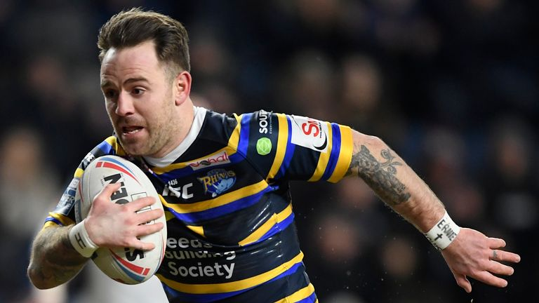 Richie Myler looked set to join Toronto Wolfpack but will now remain with Leeds Rhinos
