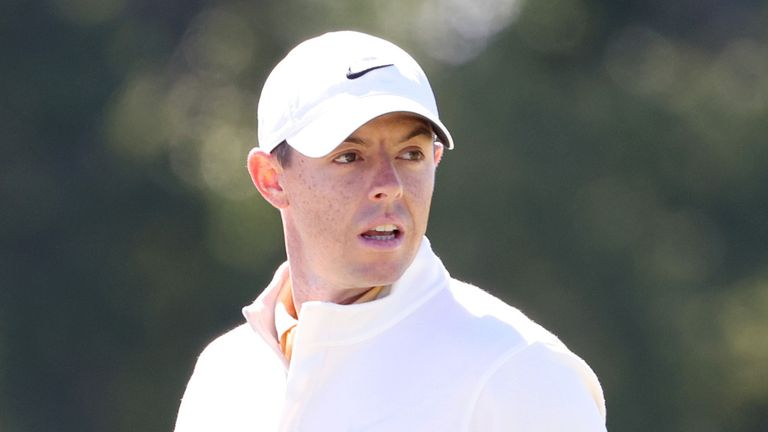 Rory McIlroy made 29 birdies but finished outside the top 15