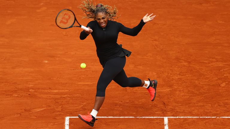 Williams will face a rematch with Tsvetana Pironkova, who she beat in three sets in the quarter-finals of the US Open, in the second round