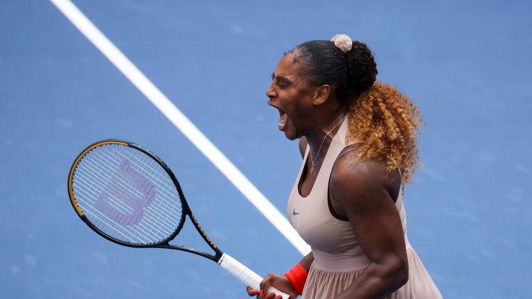 Caroline Wozniacki says close friend Serena Williams deserves to win her 24th Grand Slam