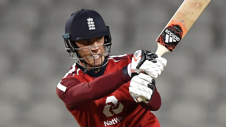 Banton has spent much of 2020 in bio-secure bubbles as part of England's white-ball squad and in the IPL