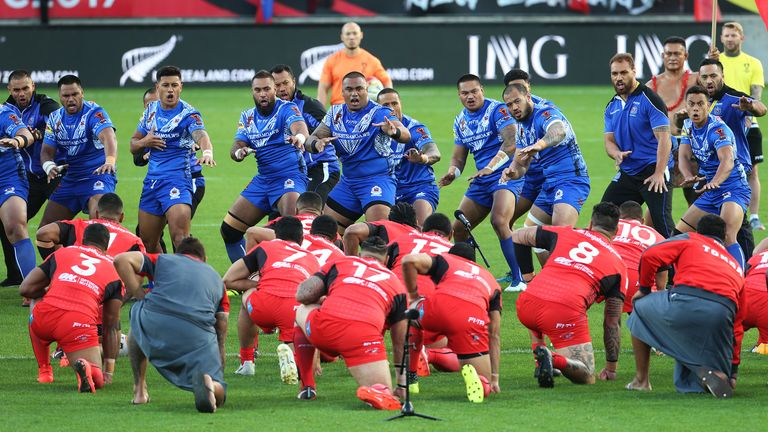 Kristian Woolf has experienced the intensity of the rivalry between Tonga and Samoa
