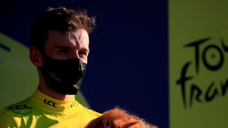 Yates follows in the footsteps on Geraint Thomas, Chris Froome and Sir Bradley Wiggins