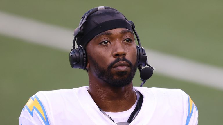 Tyrod Taylor has been advised not to play 'indefinitely' by doctors