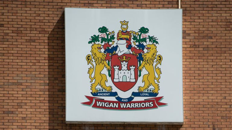 A third Wigan Warriors player has tested positive for coronavirus