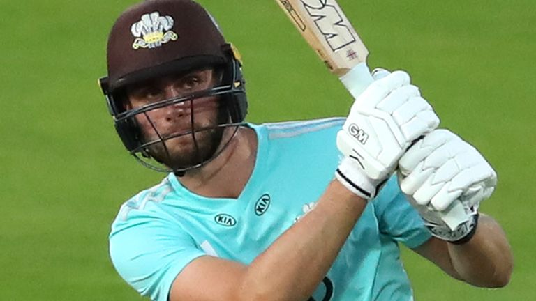Will Jacks has impressed as an all-rounder in Surrey's strong T20 campaign