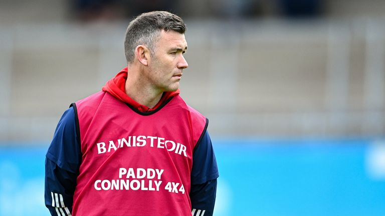 Willie Maher has managed Tipperary under-age teams in the past