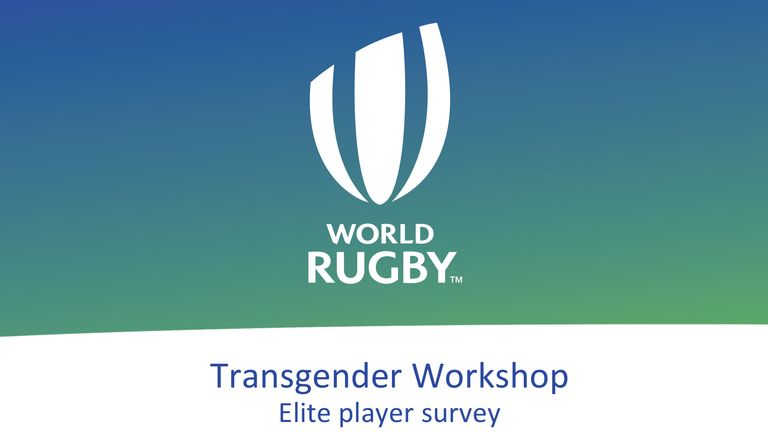 World Rugby hosted a transgender workshop with a dedicated multi-disciplinary participation working group in February 2020
