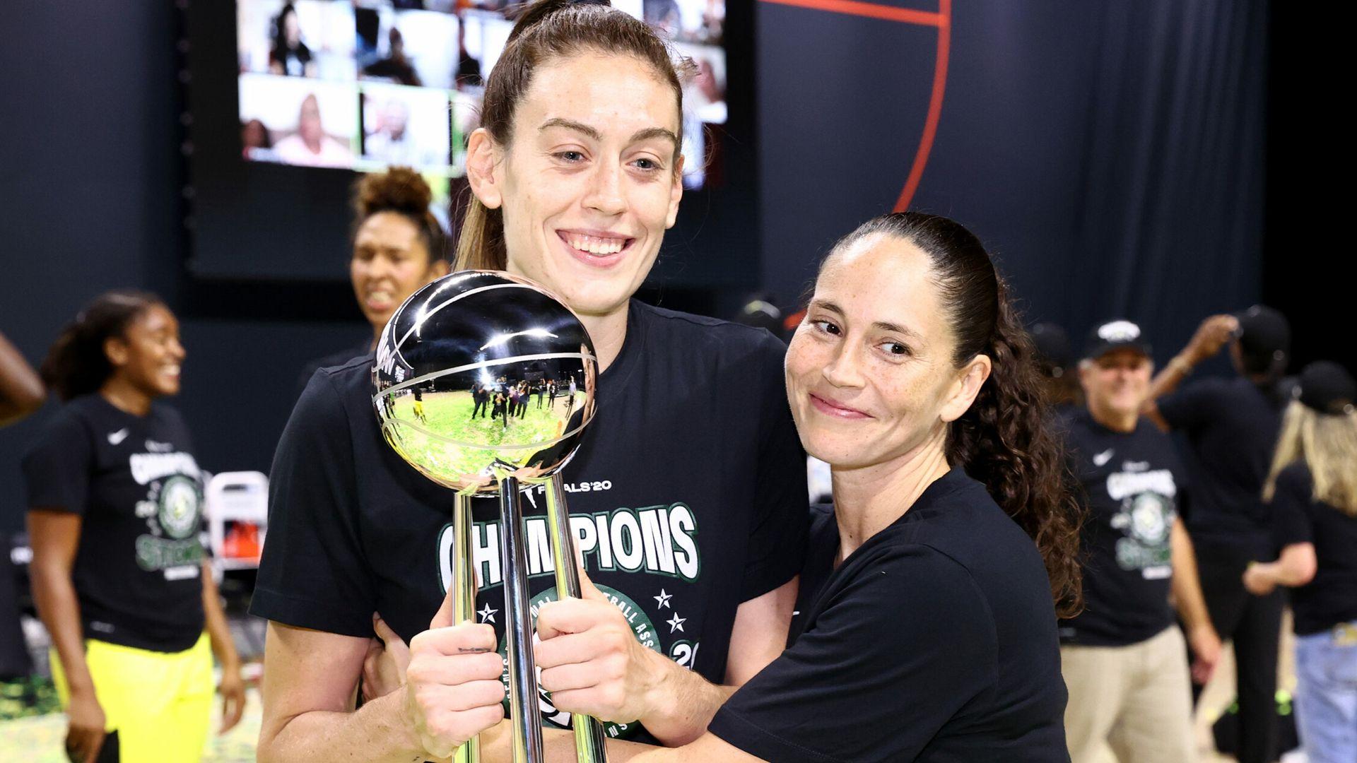 Storylines that will shape the 2021 WNBA season