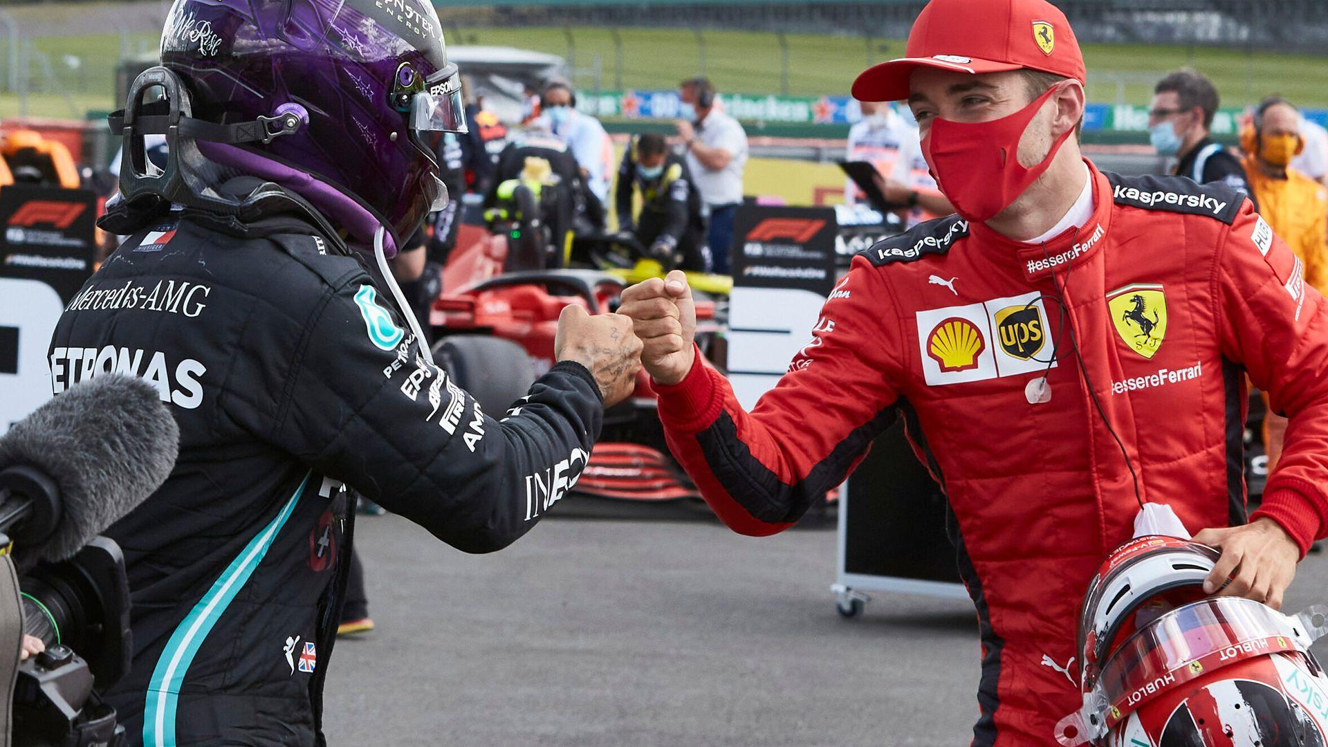F1 Gossip: Leclerc compared to Schumacher, Hamilton