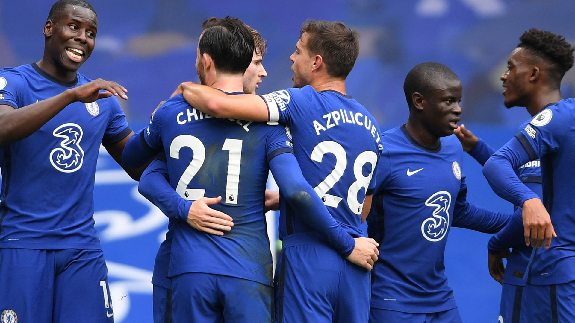 Hits and misses: Everton fly, Chelsea impress, City stumble