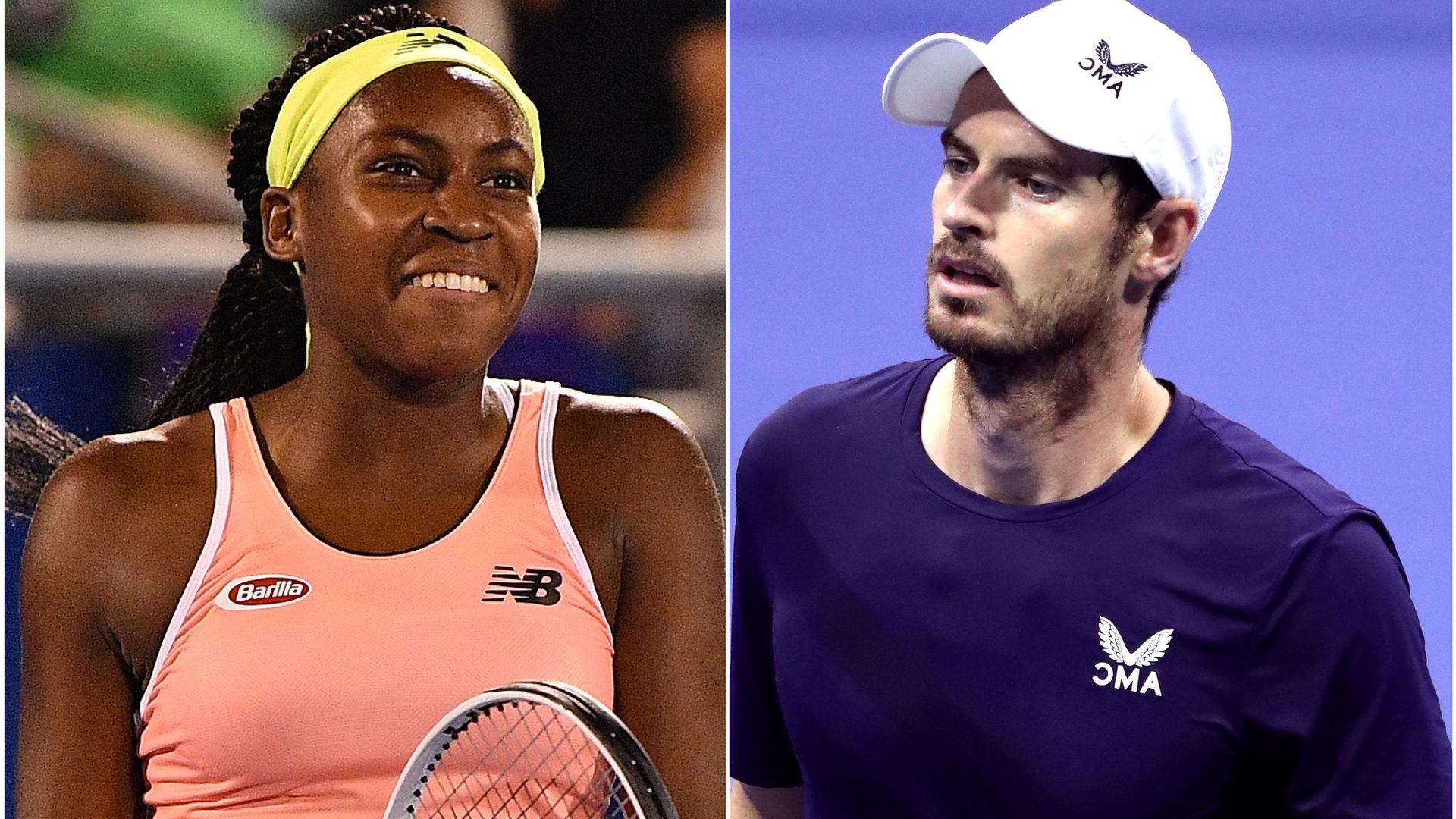 Gauff: Murray a 'great ally' for raising diversity issues