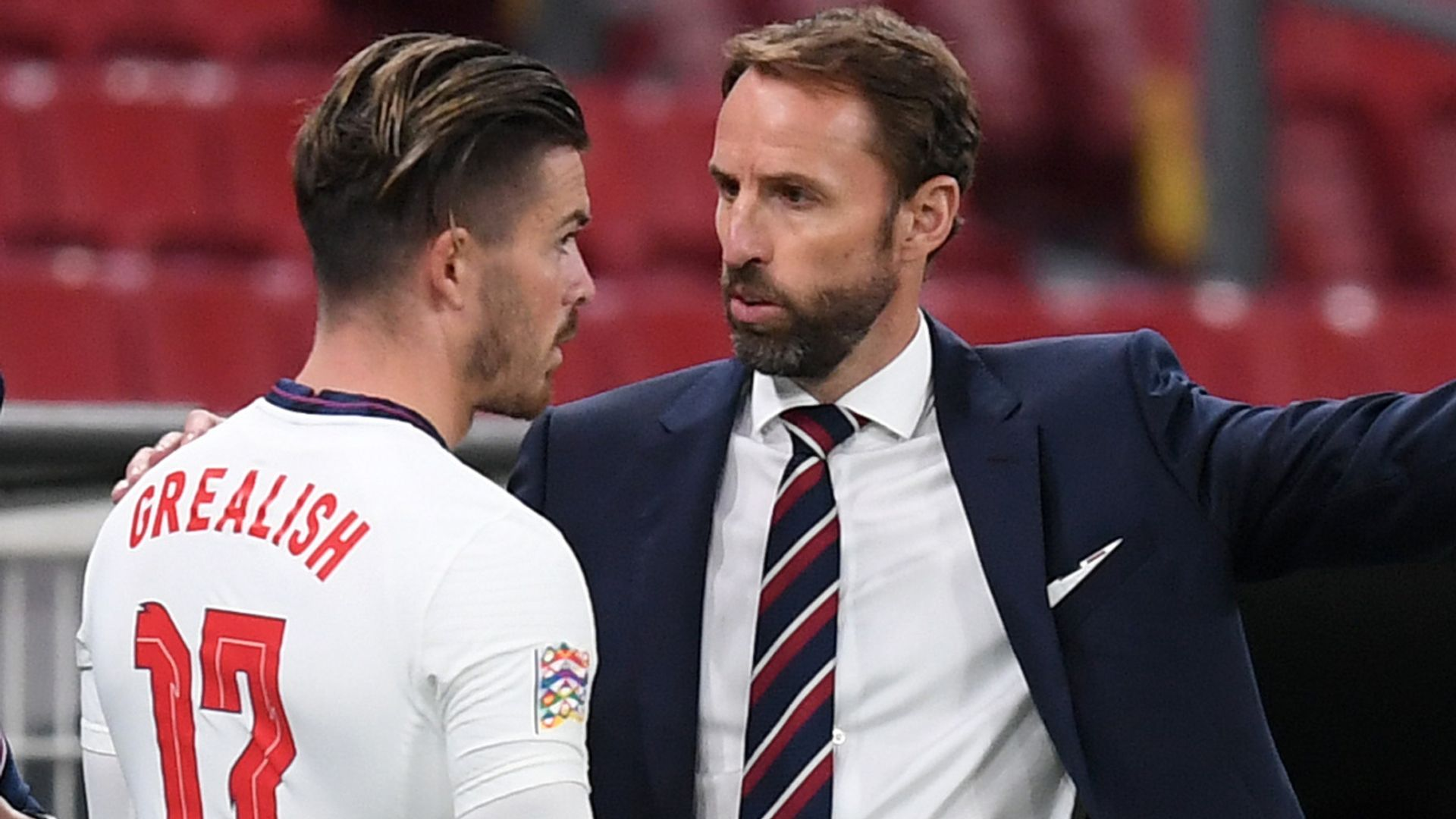 Southgate's England in tournament mode