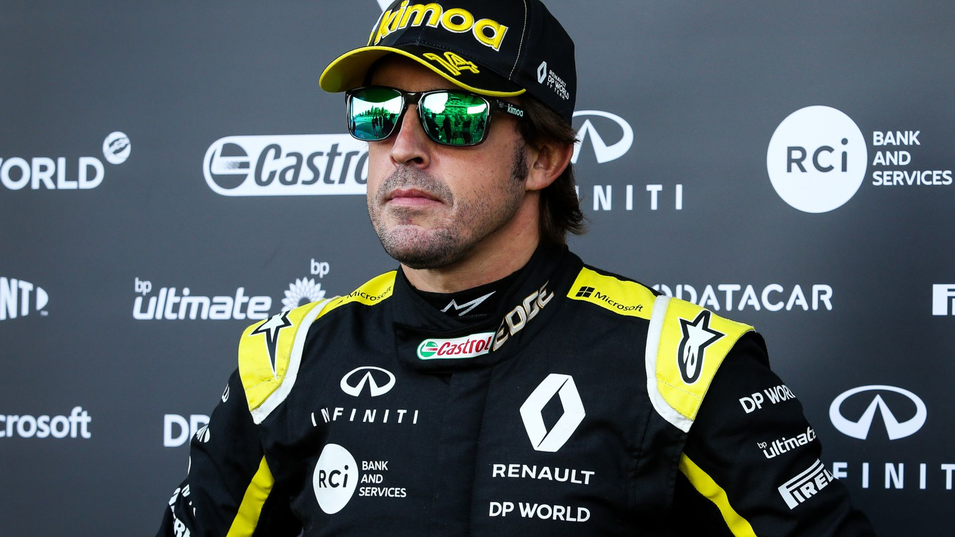 Alonso 'excited' as Renault make F1 charge