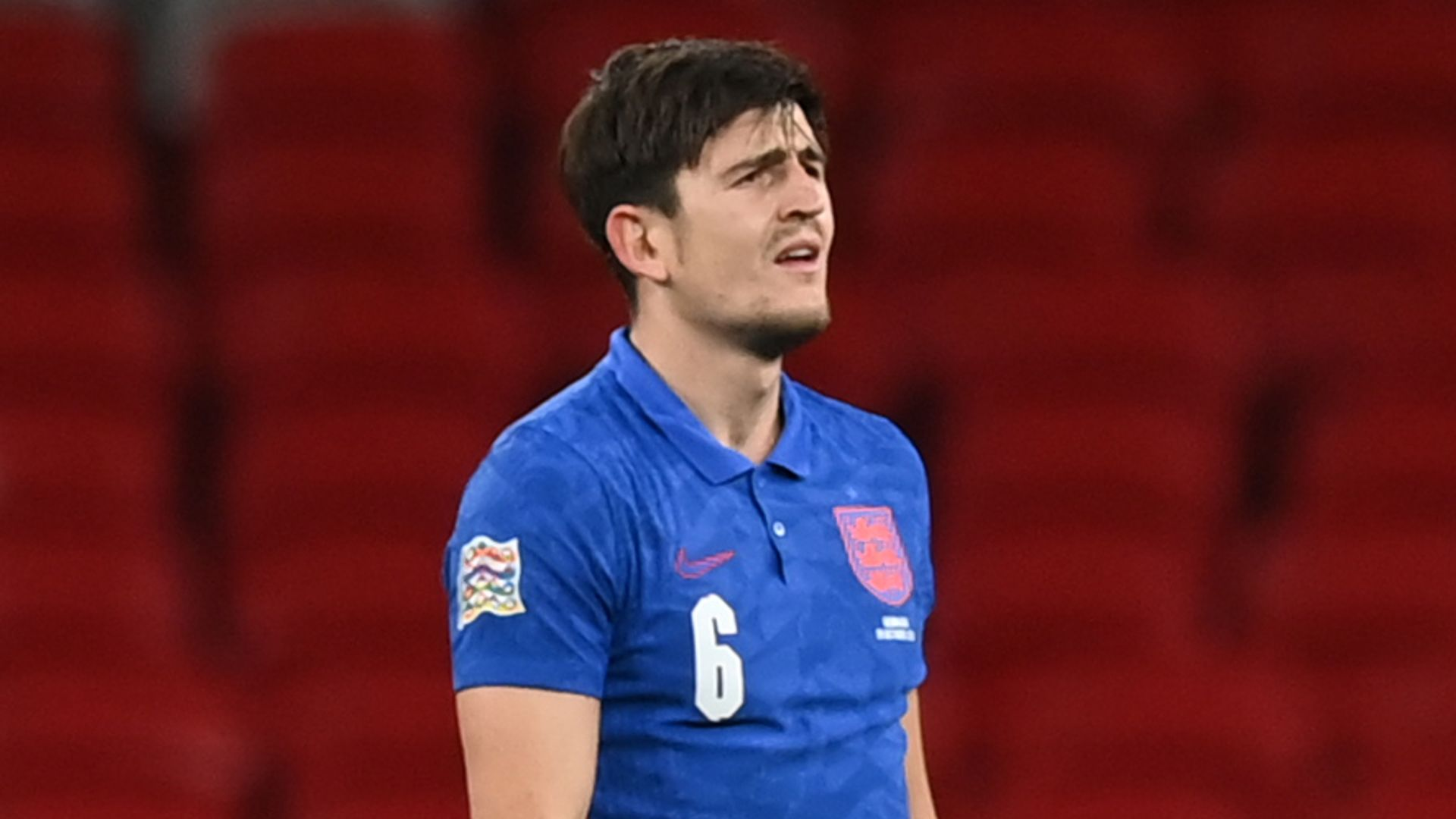 England player ratings: Night to forget for Maguire
