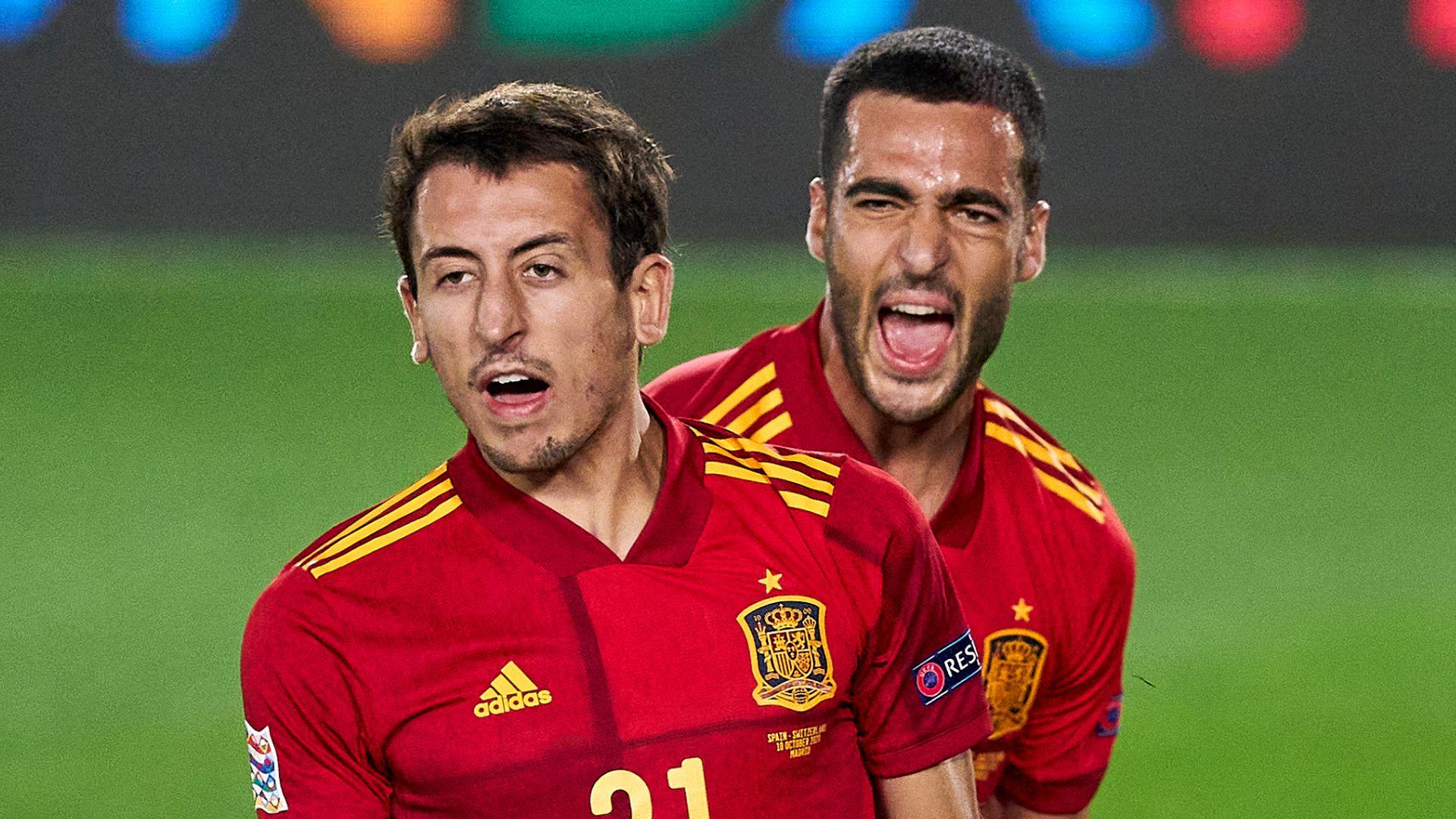 Nations League LIVE: Germany, Spain ahead early