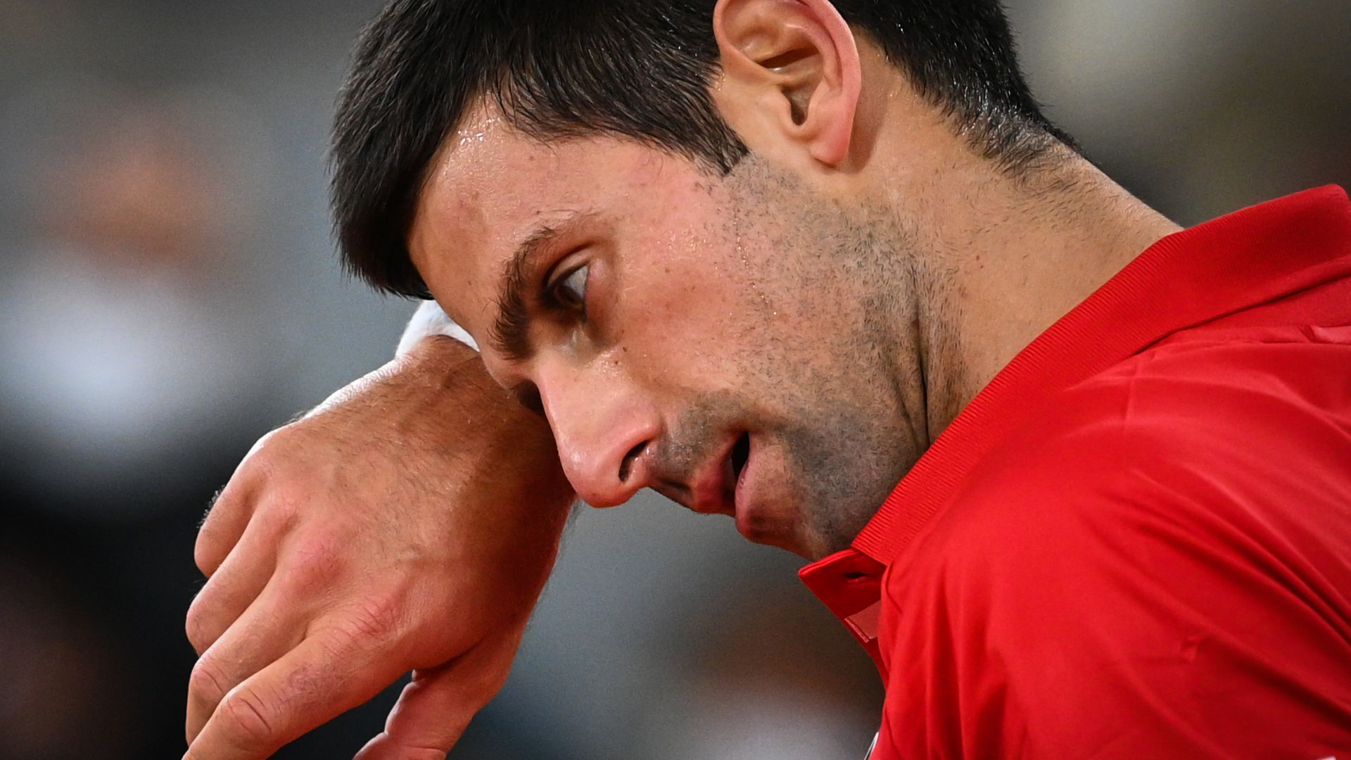 Djokovic regrets US and French Open failures
