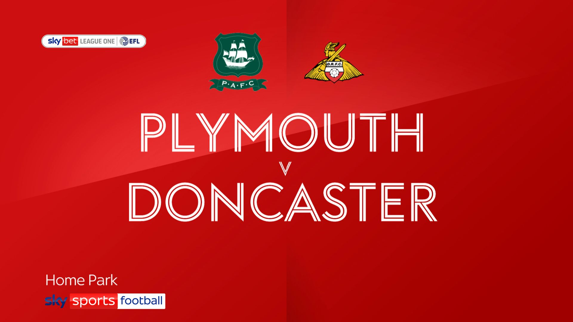 Plymouth hold on to beat Doncaster