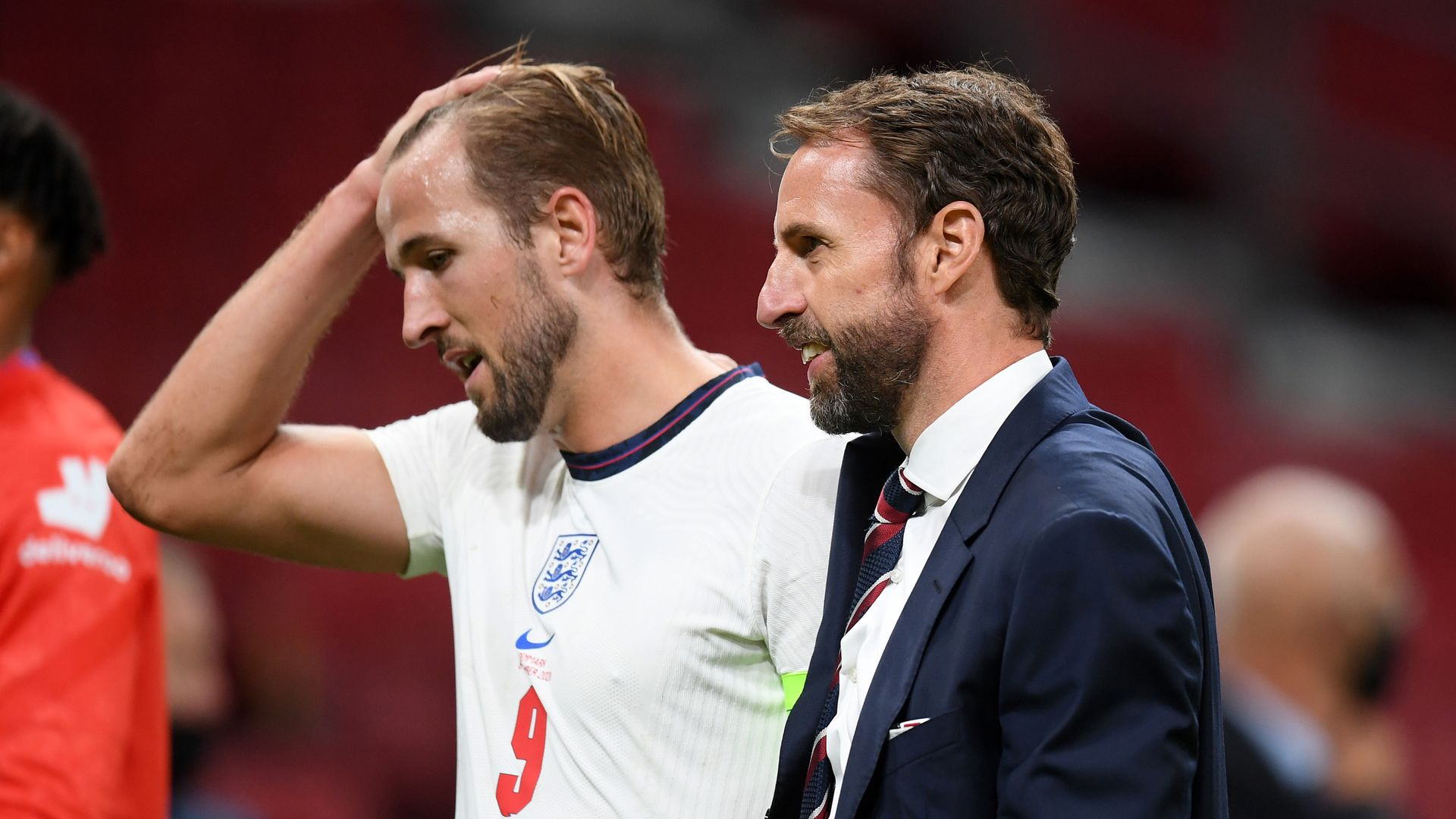 Southgate: Kane 100 per cent fit, we don't risk players