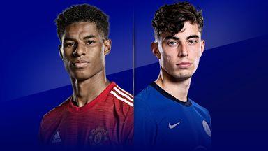 Live on Sky: Man Utd vs Chelsea