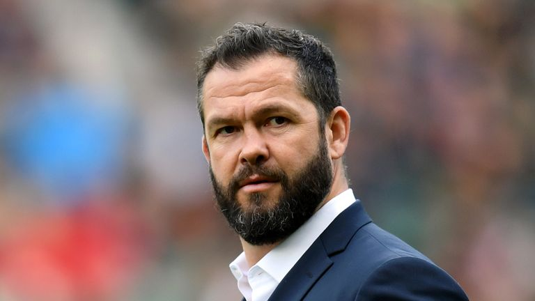 Ireland head coach Andy Farrell has named his squad to face Italy and France in the Six Nations