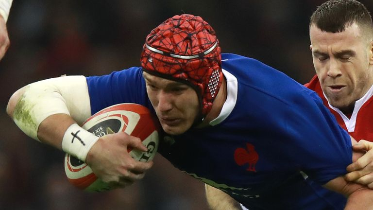 France's Bernard Le Roux avoided a suspension after his citing for striking Alun Wyn Jones was dismissed
