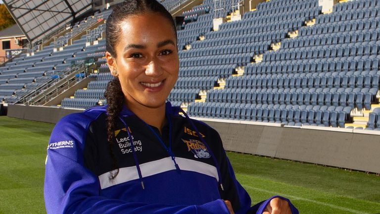 The 23-year-old returns to her hometown for the forthcoming season