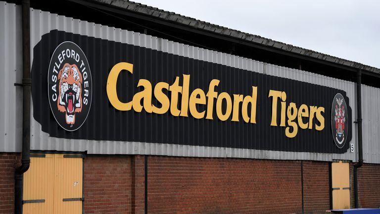 Castleford returned 12 positive coronavirus tests