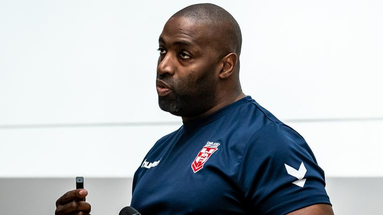 England Women head coach Craig Richards has plenty planned for the team ahead of the 2021 Rugby League World Cup