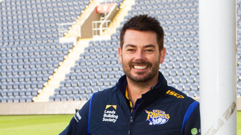 Leeds Rhinos Netball will be taking part in a full-time programme developed by Dan Ryan