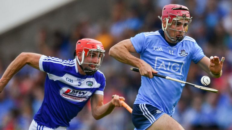 Dublin face Laois, with a Leinster semi-final date against Kilkenny on the line