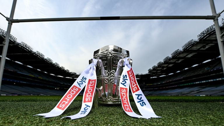 The race for the Liam MacCarthy Cup will get underway live on Sky Sports, with Dublin vs Laois in Leinster