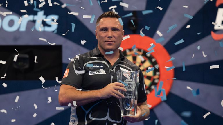 Darts Gerwyn Price